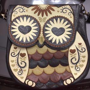 Loungefly owl purse